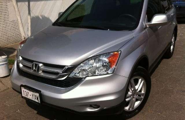 Honda crv 2011 versión 5p ex aut $50.000 m.n.