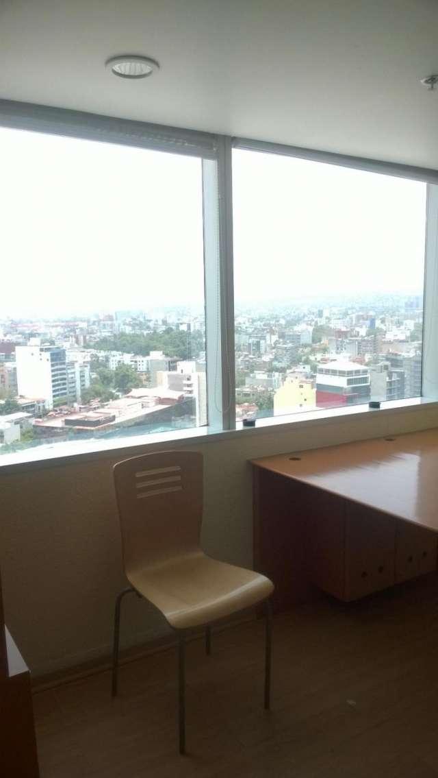 Fotos de 62 m2. dentro del wtc. renta oficina amueblada. 5