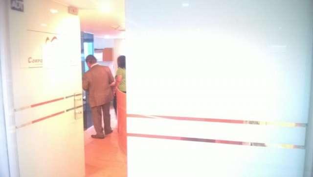 62 m2. dentro del wtc. renta oficina amueblada.