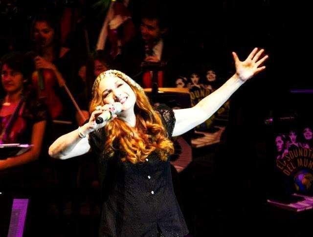 Fotos de Cantante femenina estupenda ideal para eventos giras grabaciones 5