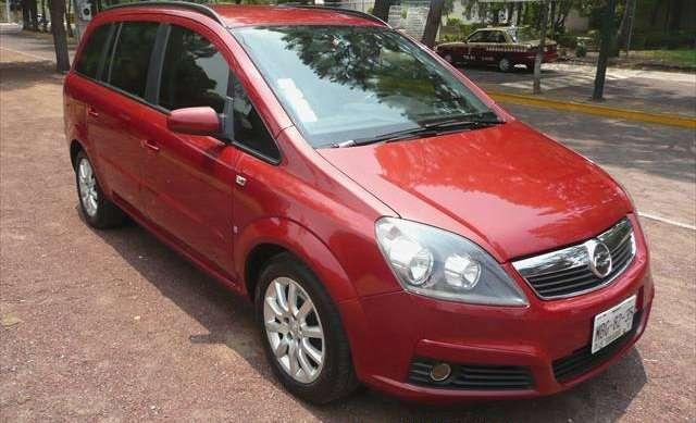 Chevrolet zafira 2006 precio: $40,000 m.n.