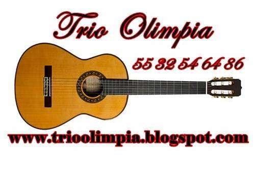 Trio musical en coyoacan