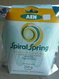 Espirulina alimento natural