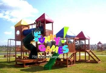 Juegos infantiles tipo exterior