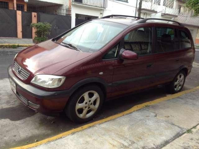 Chevrolet zafira confort 2.2 lts