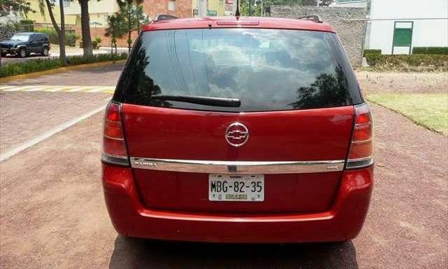 Fotos de Chevrolet zafira 2006  $40,000 m.n. 5