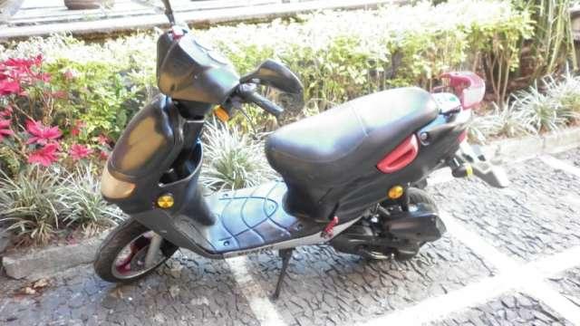 Cambio scooter rti 2004 90cc x reloj marca