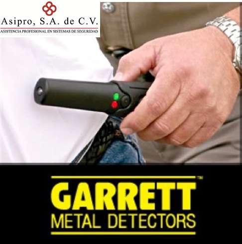 Thd detector de metales