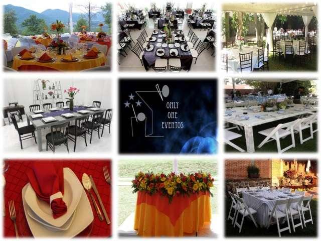 Servicio de banquetes para eventos en general