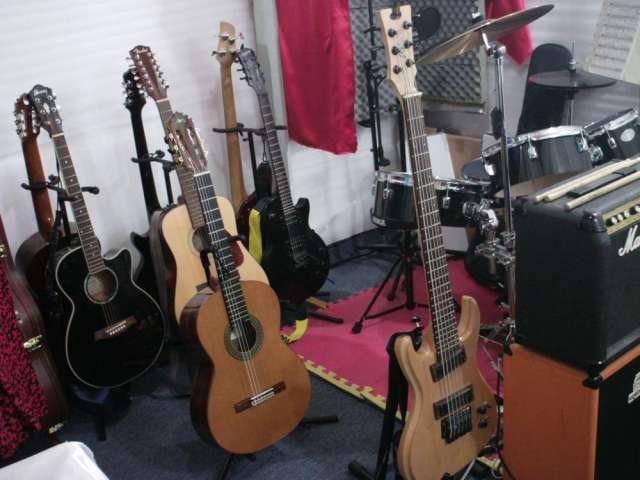 Clases de guitarra clasica y electrica particulares colonia roma