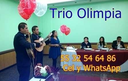 Trio musical eventos y serenatas