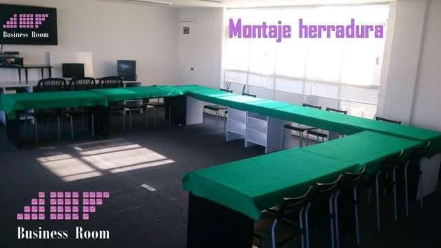 Salón en renta para cursos y capacitaciones