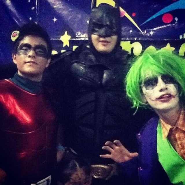 Show batman super héroes