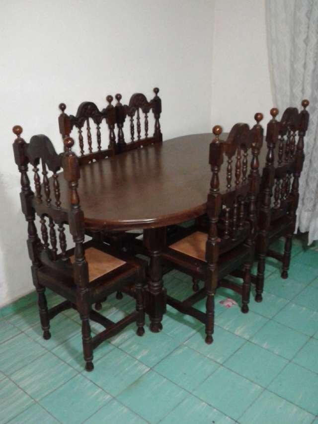 Venta de comedor colonial en Ahome - Muebles   565766