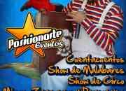 Shows para eventos y fiestas de día del niño