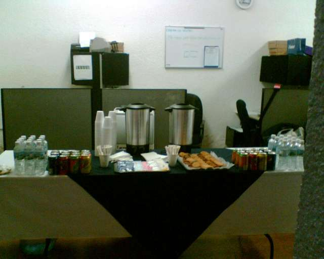 Coffee break catering completo