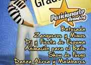Shows para Graduaciones, Batucada Graduaciones, Zanqueros Graduaciones en Puebla