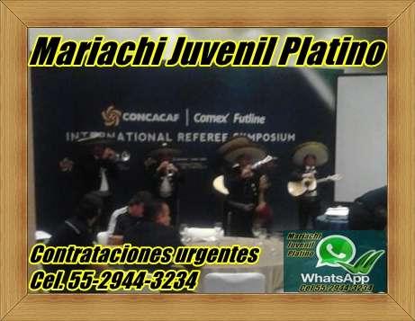 Mariachis economicos en xochimilco - whatsapp de mariachis 5529443234