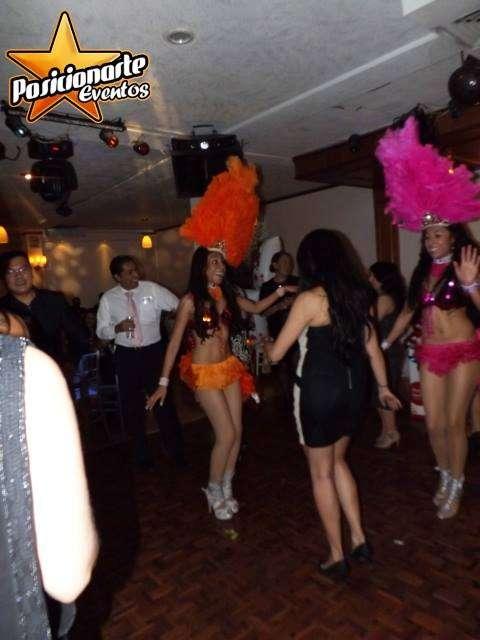 Batucada show, samba show en puebla