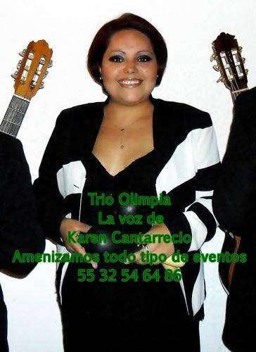 Trios musicales en iztapalapa