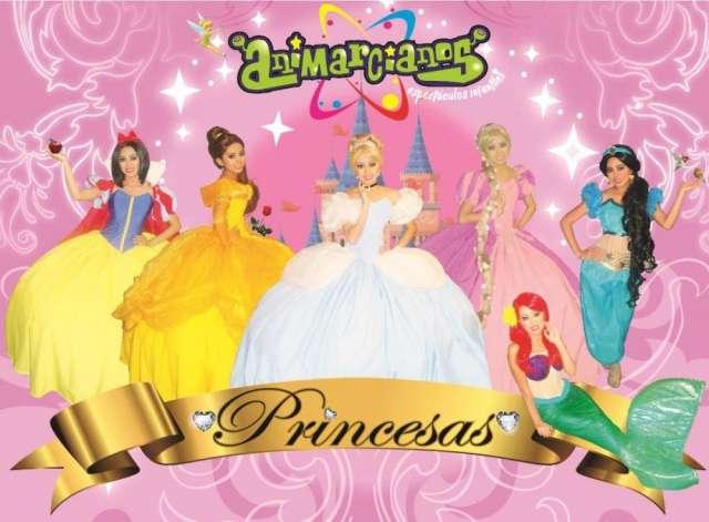 El super increible show de las princesas disney