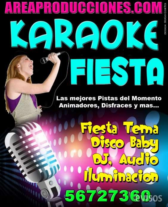 Servicio karaoke