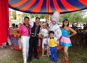 atracciones circenses en tus eventos circo garabatos
