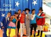 entretenimiento infantil circo payasos acrobatas