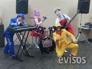 Fotos de Payasos musicales payasos divertidos 3
