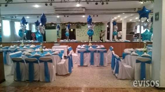 Fotos de Salon escyan con banquete 3