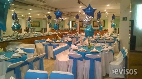 Fotos de Salon escyan con banquete 1