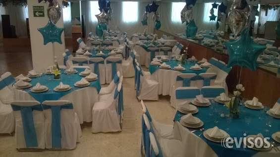 Fotos de Salon escyan con banquete 5