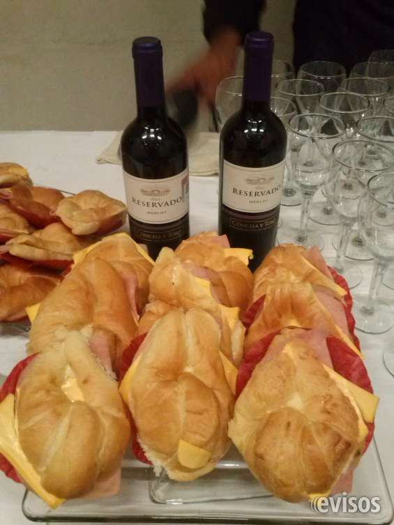 Bocadillos catering exquisitos