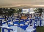 Jardin sanangel con banquete