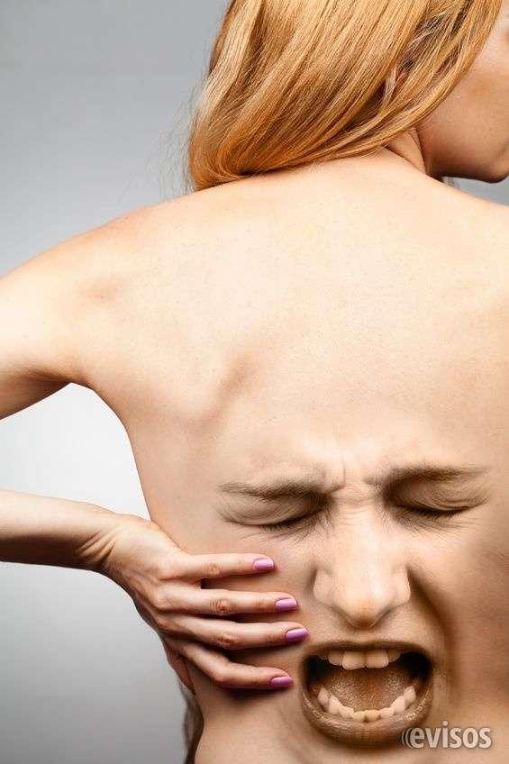 Dolor en espalda baja cintura lumbar vidas productivas sin dolor