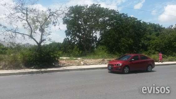 Cancún, excelente terreno, ubicadisimo