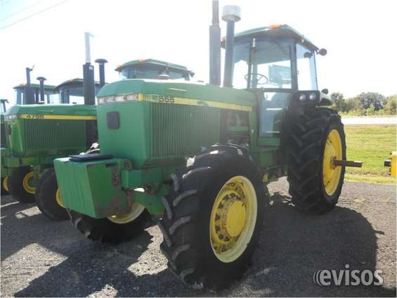 Tractor agricola 4555