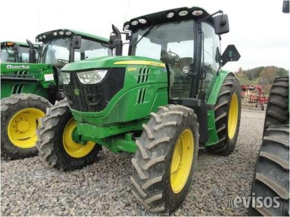 Tractor agricola 6125 año 2012