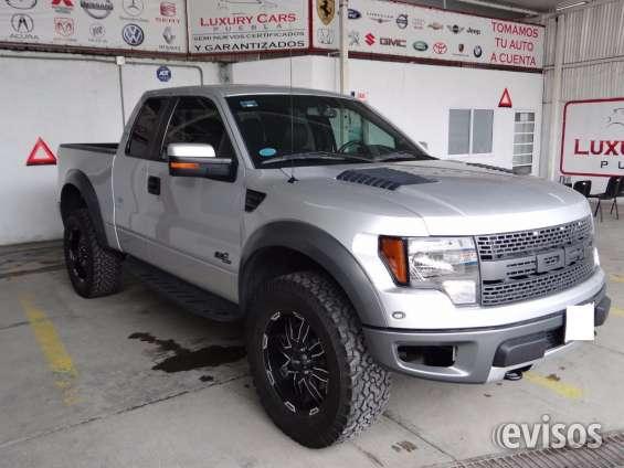 Ford lobo raptor 2013