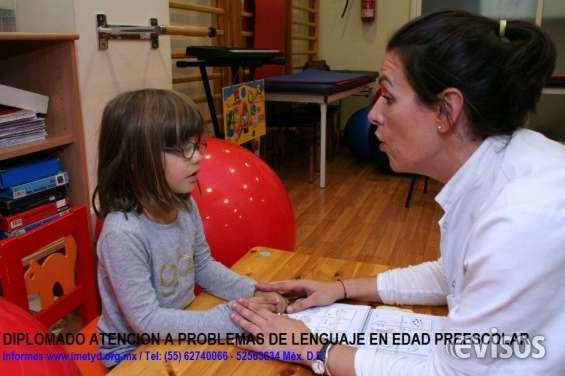 Diplomado atención a problemas de lenguaje