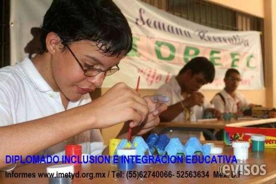 Diplomado inclusión educativa