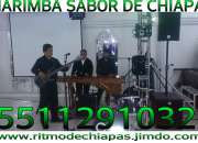 MARIMBA SABOR DE CHIAPAS PARA SU EVENTO 5511291032
