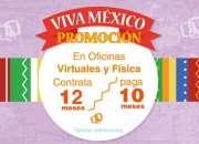 Gran promoción en Oficinas Virtuales!!!