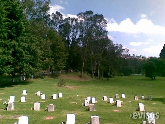 Remato lote dúplex cementerio los cipreses de grupo gayosso naucalpan edomex