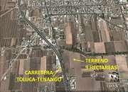ATENCION DESARROLLADORES TERRENO PARA CONTRUIR CASAS