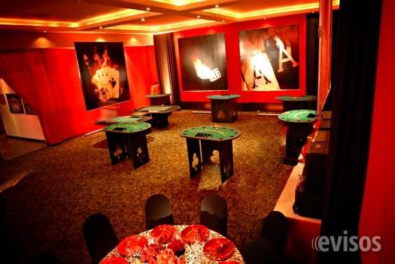 Fiesta tema casino produccionesyl