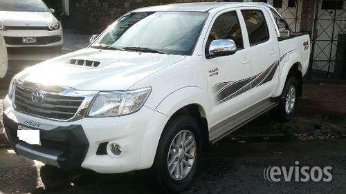 Fotos de Toyota hilux srv 4x4 2013 10