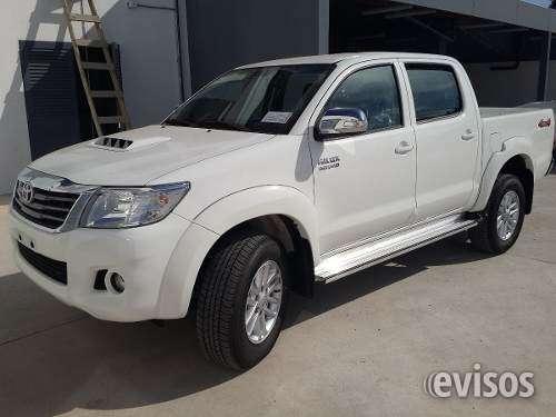 Fotos de Toyota hilux srv 4x4 2013 5
