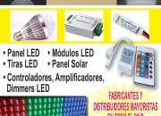 Leds, modulos, fuentes, etc  fabricantes y distribuidores en todo mexico
