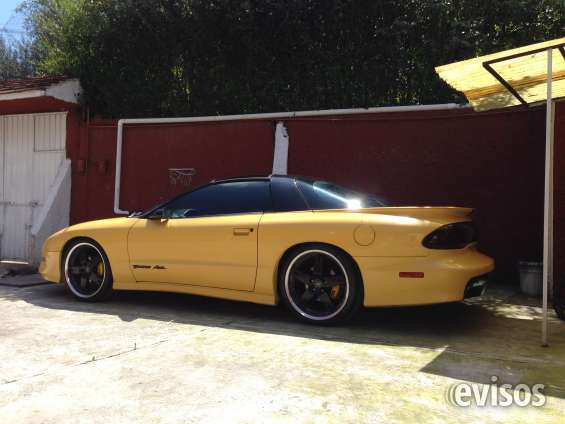 Fotos de Pontiac transam impecable conocedores 5